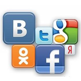 Сервисы для социальных кнопок